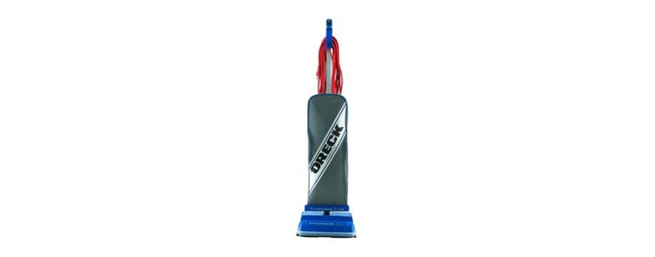 oreck commercial xl2100rhs upright vacuum cleaner