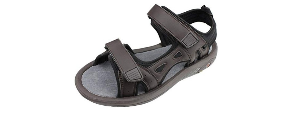 oregon mudders spike sole sandal