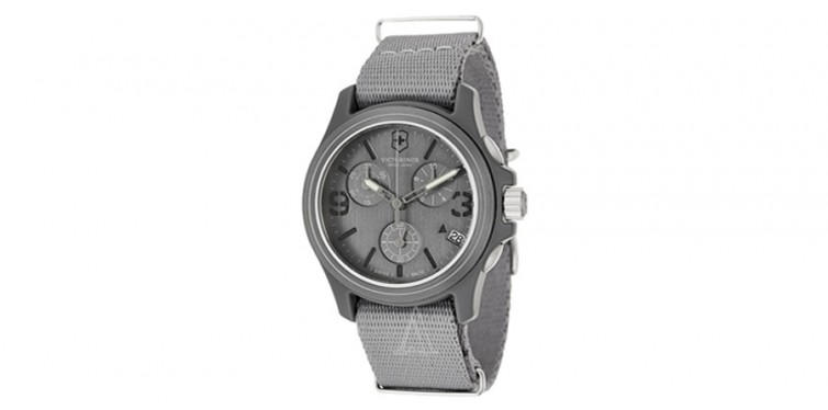 Original Chronograph in Grey