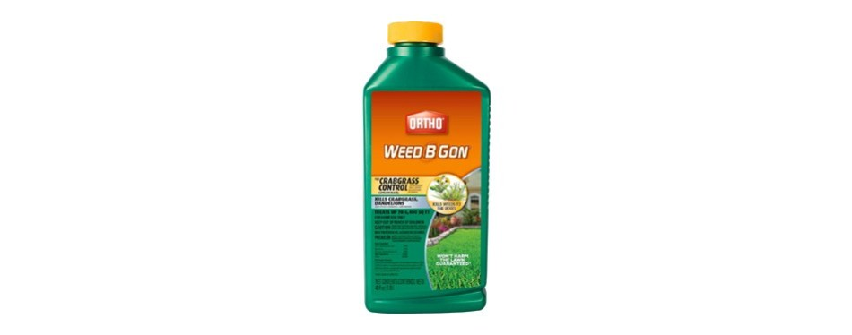 ortho weed b gon plus crabgrass control concentrate2