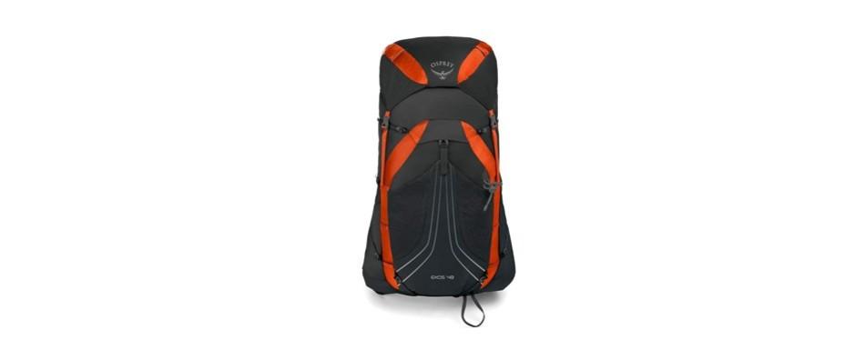 osprey packs exos 48 men's backpacking backpack