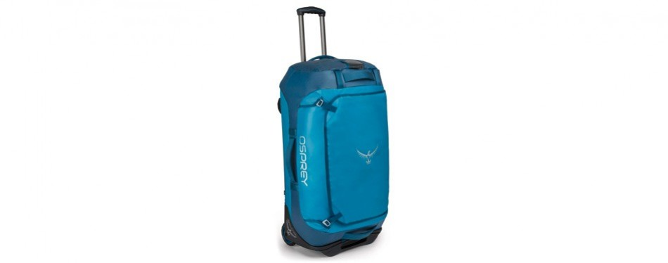 osprey packs rolling transporter 90 rolling duffel bag