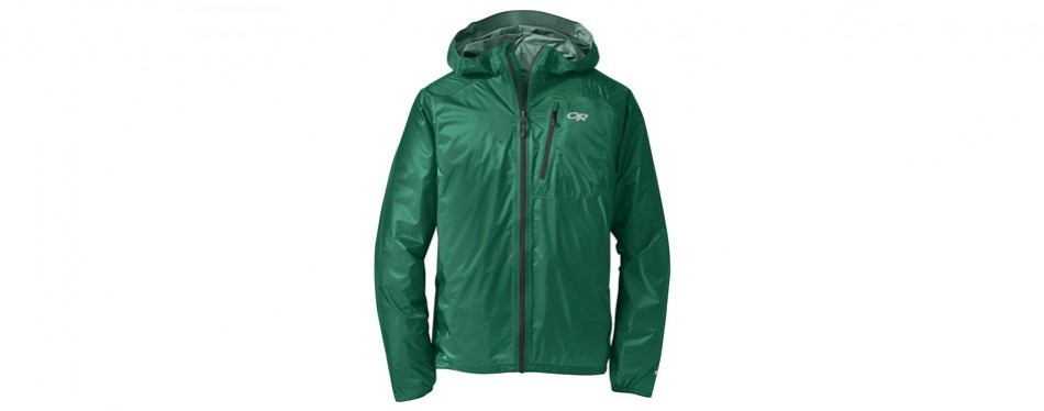 outdoor research men's helium ii windbreaker jacket
