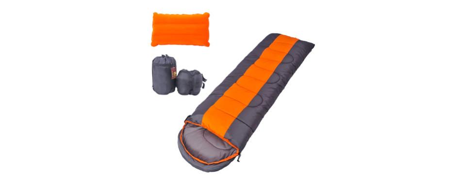 outerdo camping sleeping bag