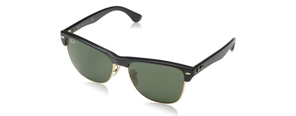 oversized clubmaster sunglasses
