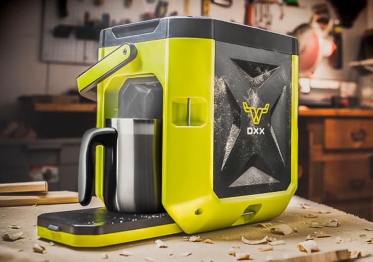 oxx coffee box