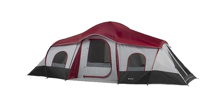 4. Ozark Trail 10-Person 3-Room  sc 1 st  Gear Hungry : ozark trail tents 4 person - memphite.com