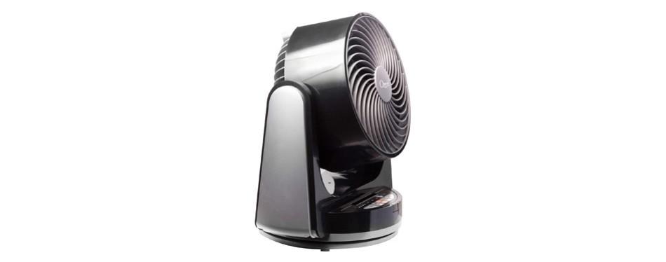 ozeri brezzi iii dual oscilating desk fan
