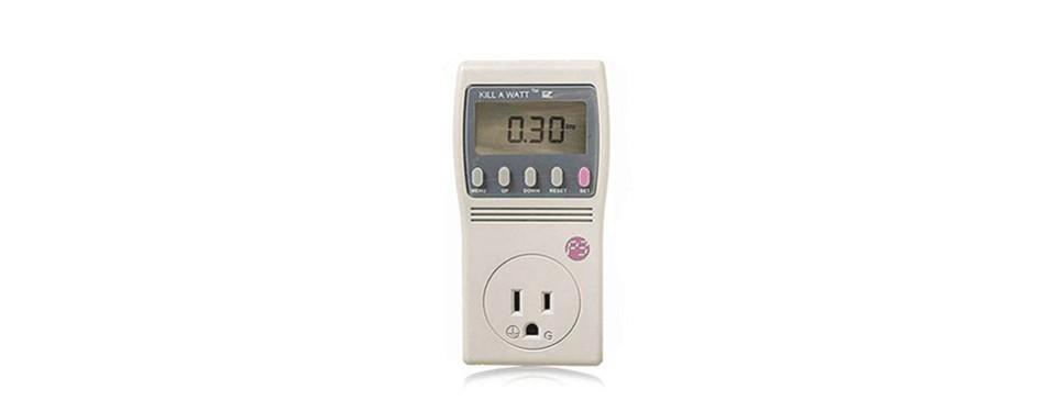 p3 international kill a watt ez electricity usage monitor
