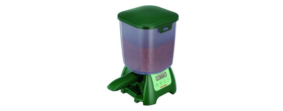p7000 pond fish feeder