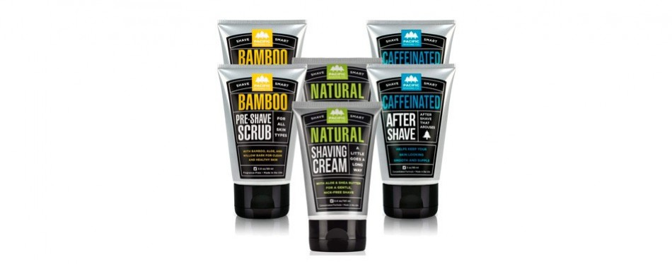 pacific shaving company 3 step shave regimen