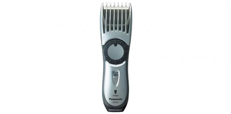 Panasonic Men's Cordless Wet/Dry Hair, Beard and Body Trimmer