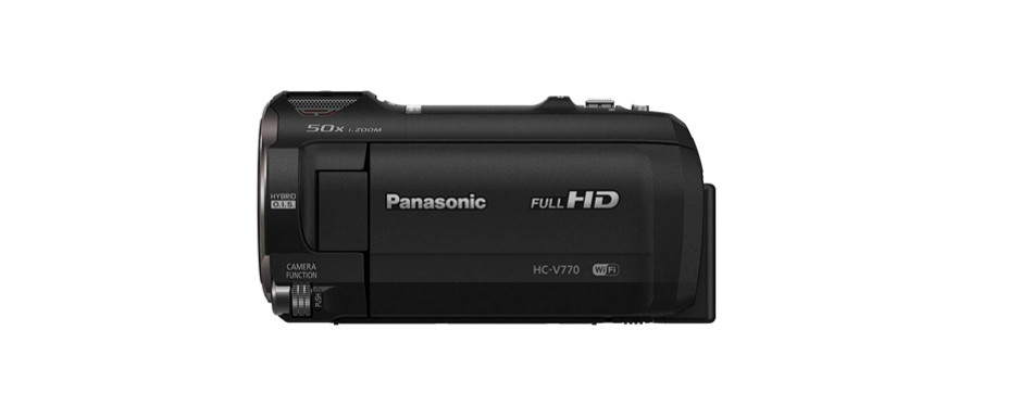 panasonic hc-v770k full hd camcorder