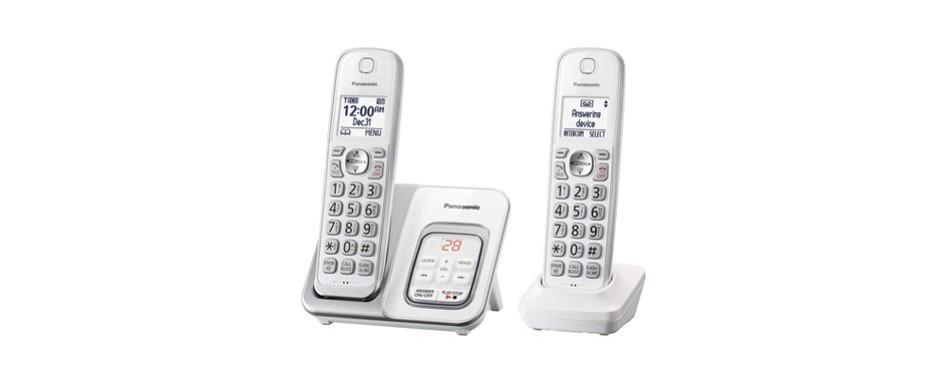 panasonic phone system with answering machine