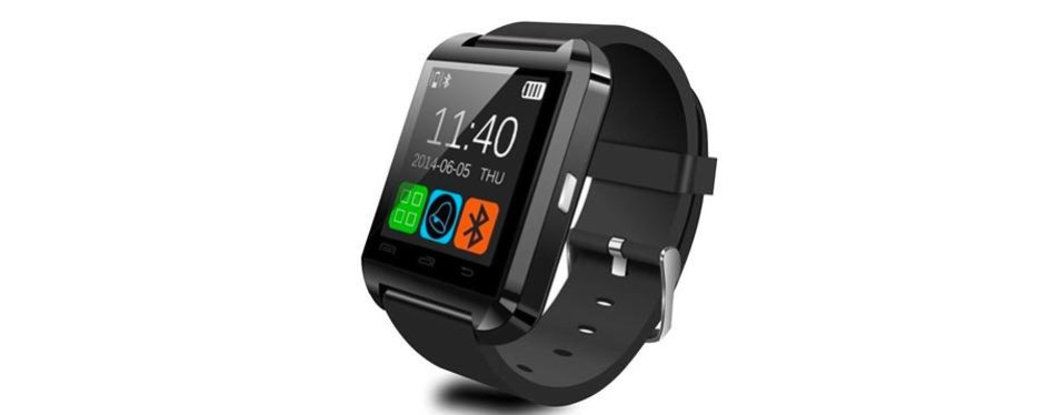 pandaoo u8 bluetooth smart watch for android smartphones