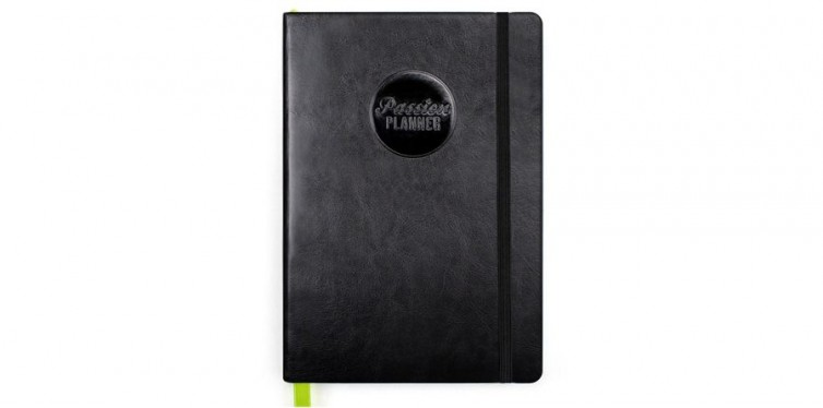 Passion Planner Dated Jan-Dec 2018 - Daily Agenda