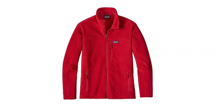 patagonia men's classic synchilla fleece jacket