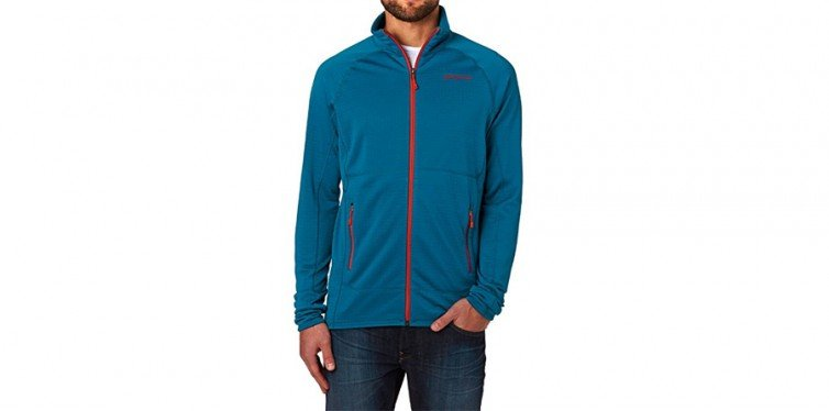 patagonia men's r1 full-zip fleece jacket