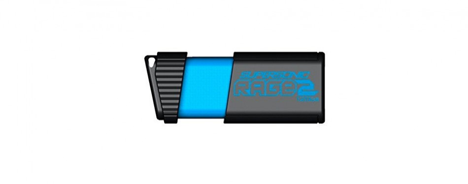 patriot supersonic rage series usb 3.0