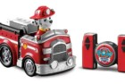 paw patrol my first rc marshall rescue racer remote control fire truck