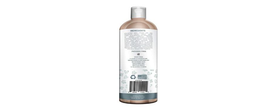 paws & pals pet wash shampoo