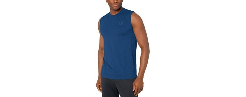 peak velocity men's vxe sleeveless t-shirt