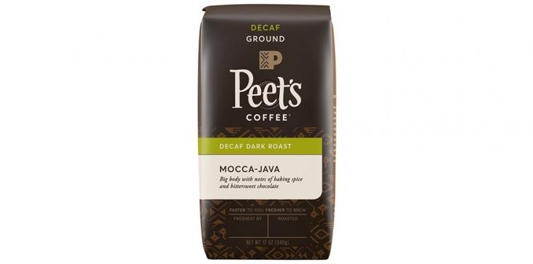 Peet's Coffee Mocca-Java Decaf Blend