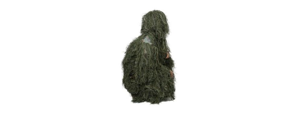 pellor 3d camouflage clothing ghillie suit