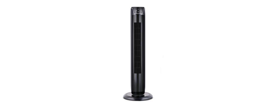 pelonis led display tower fan