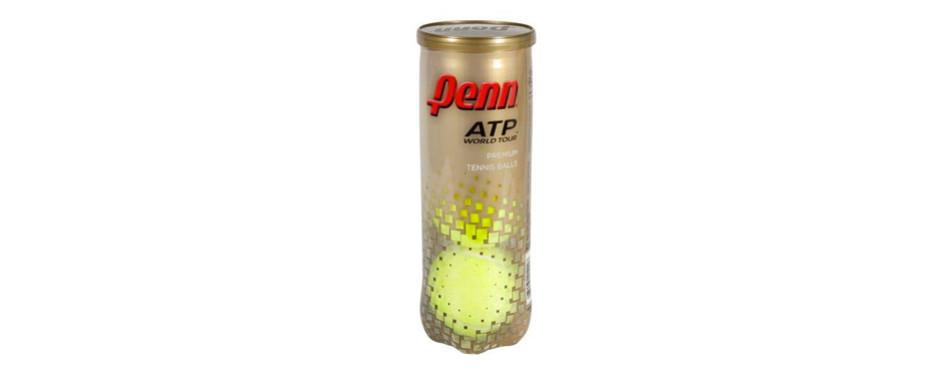 penn atp world tour regular duty tennis ball case