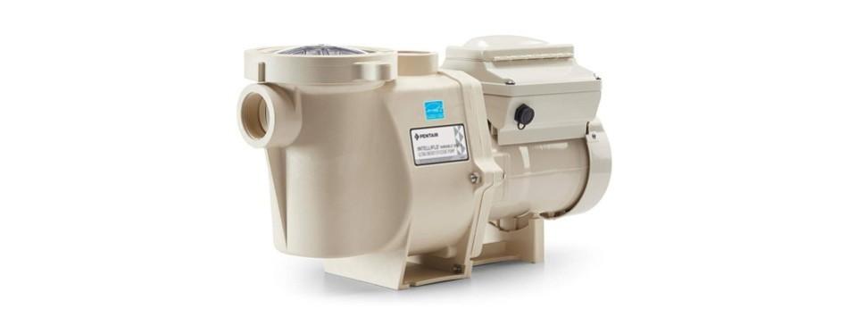 pentair 011018 intelliflo variable speed high-performance pool pump