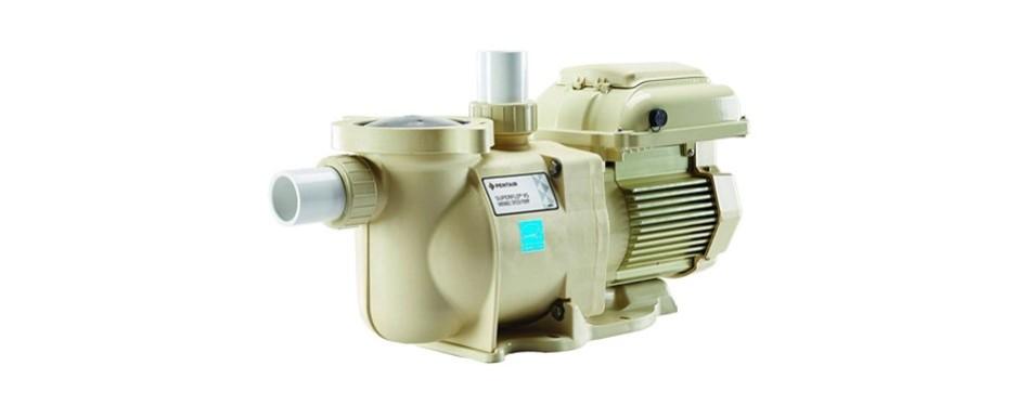 pentair 342001 superflo vs variable speed pool pump