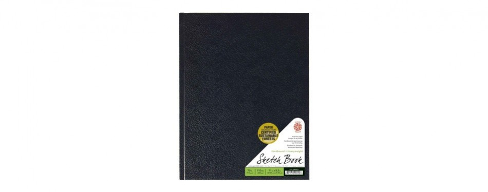 pentalic sketch book, hardbound