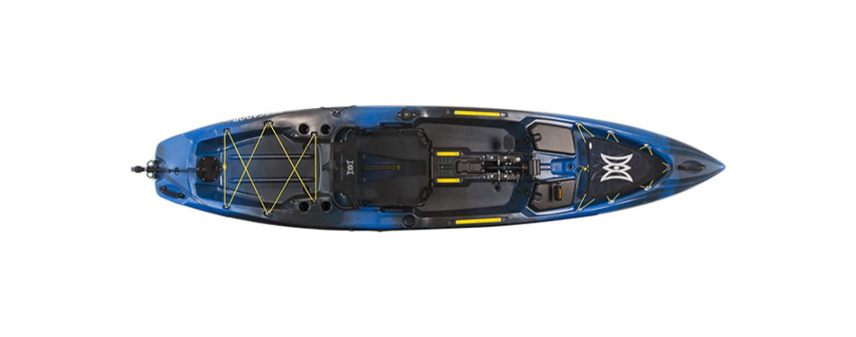 perception kayak pescador pilot fishing kayak