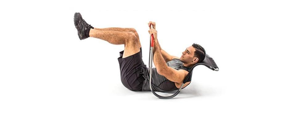 perfect fitness crunch ab machine