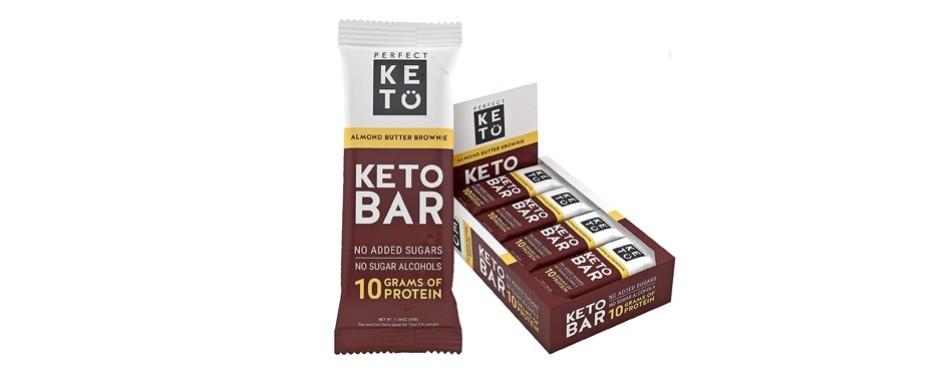 perfect keto bar