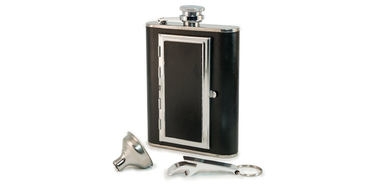 Perfect Pregame Flask