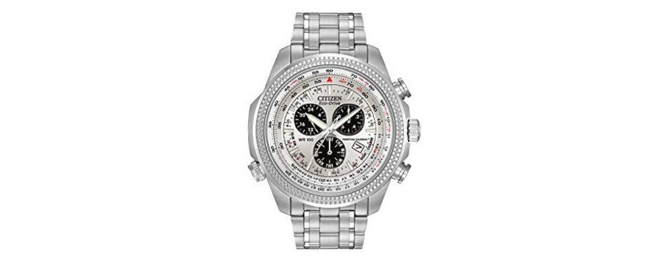 perpetual calendar chronograph citizen watch