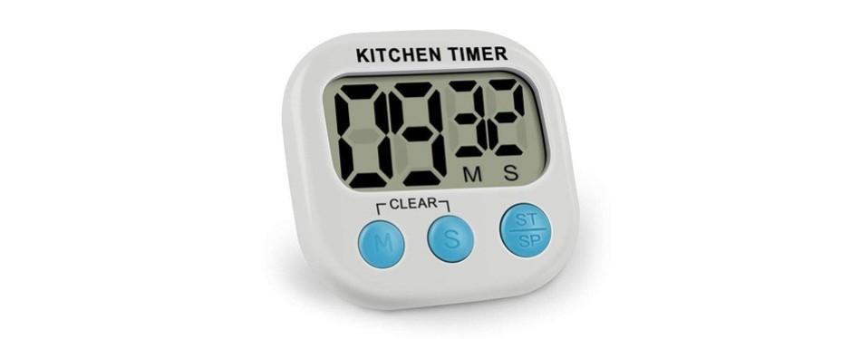 peterivan digital kitchen & cooking timer