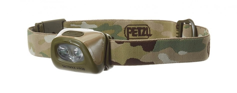 petzl tactikka rgb hunting headlamp