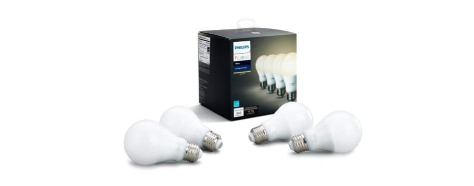 philips hue white 60w light bulb