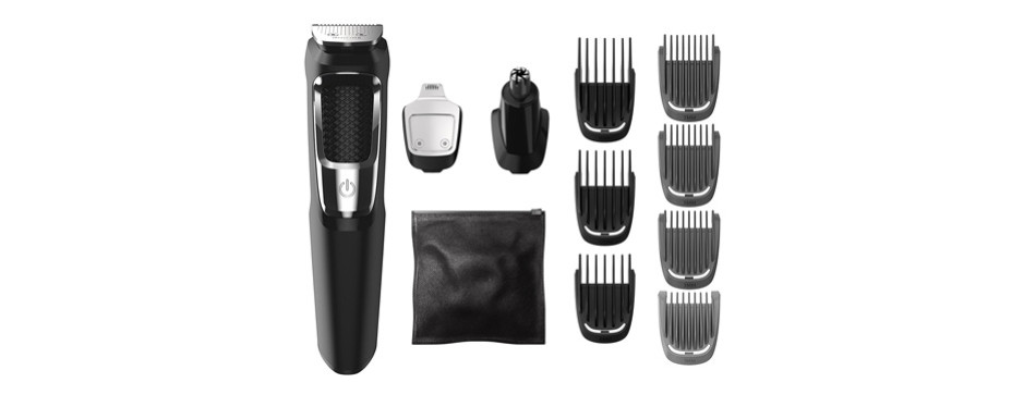 philips norelco multigroom series