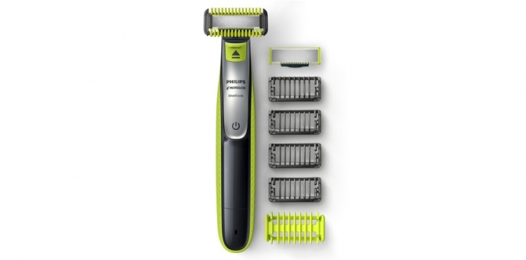 Philips Norelco OneBlade Face and Body Trimmer/Shaver