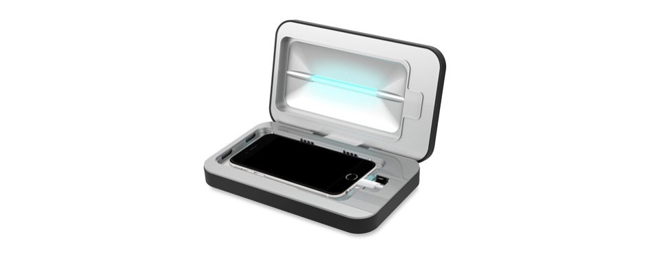 phonesoap 2.0 uv sanitizer and phone charger