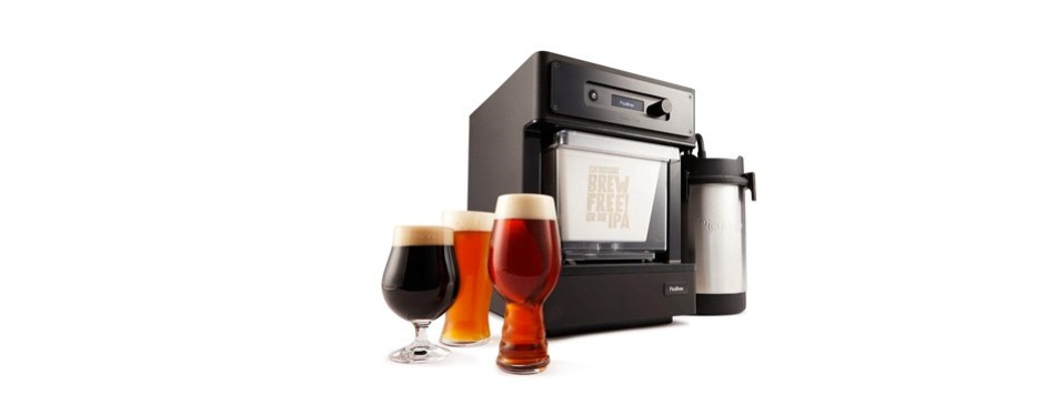 picobrew pico c beer brewing appliance