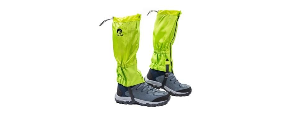 pike trail leg gaiters