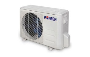pioneer air conditioner, mini split heat pump