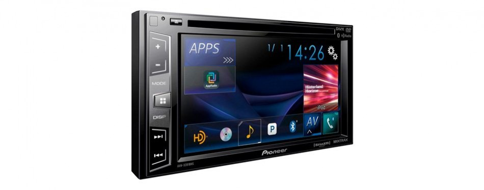 pioneer bluetooth in-dash stereo