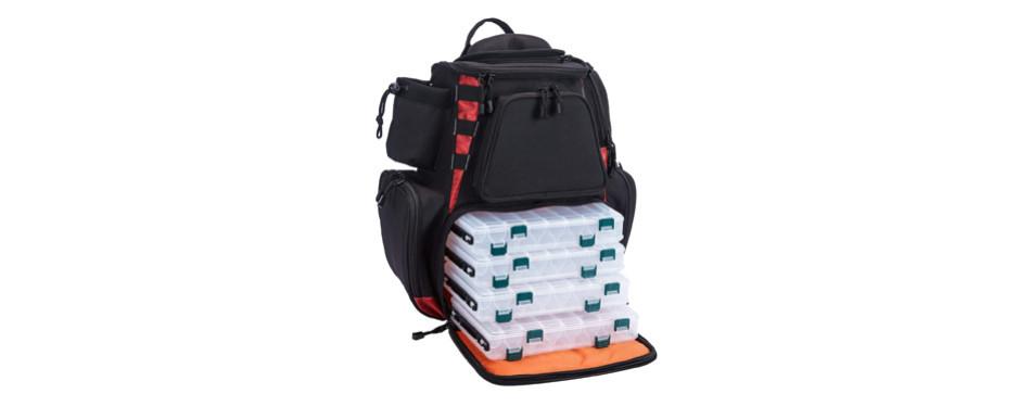 piscifun fishing tackle backpack large waterproof tackle bag