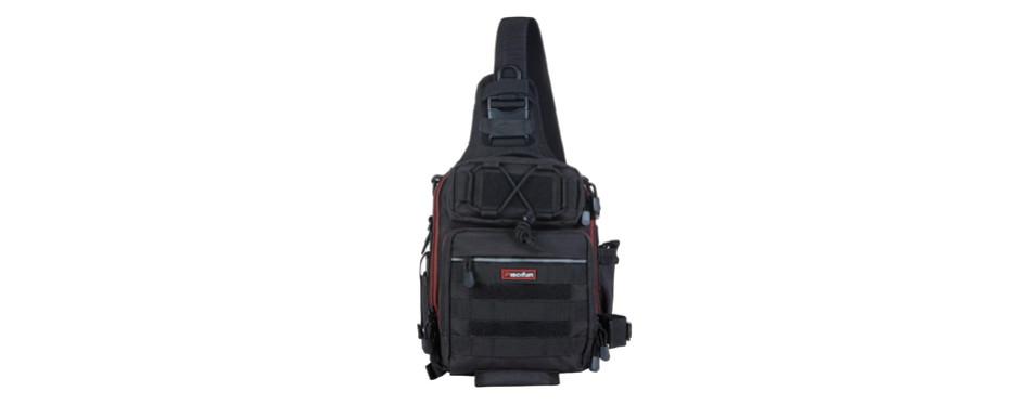 piscifun water-resistant outdoor tackle bag